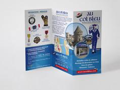 Flyer - Au Col Bleu