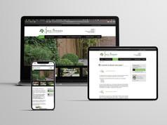 Template site web - Jacq Paysages