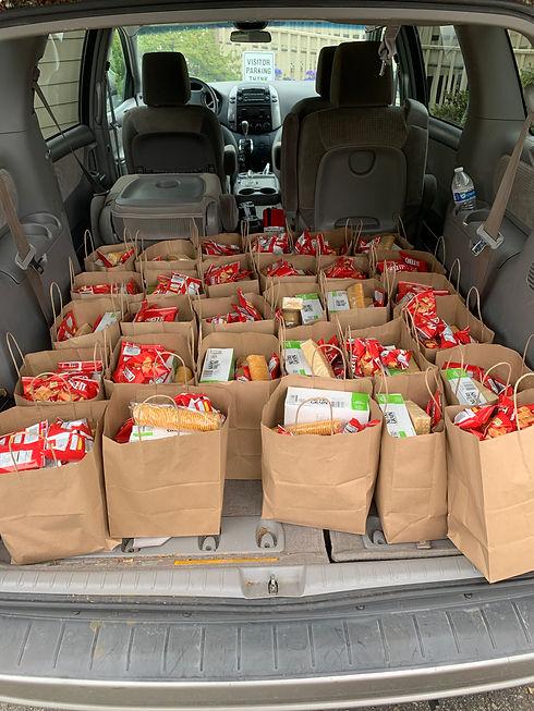 food bags in car.JPG