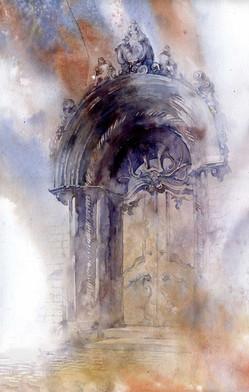 Lubeka, portal