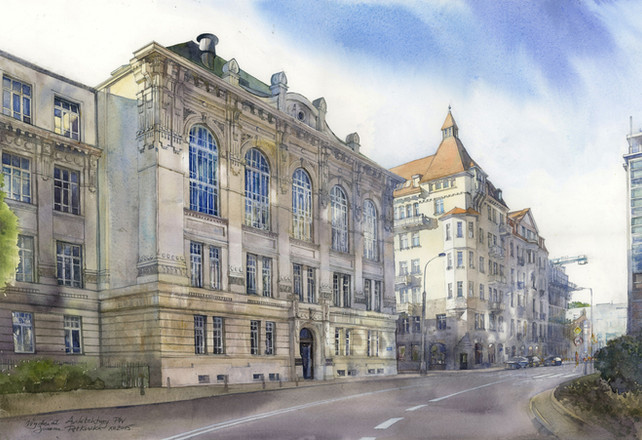 Faculty of Architecture, Warsaw University of Technology