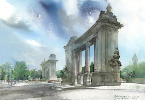 Charlottenburg Gate, Berlin