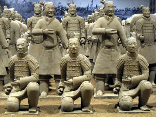 Die Terrakotta-Armee