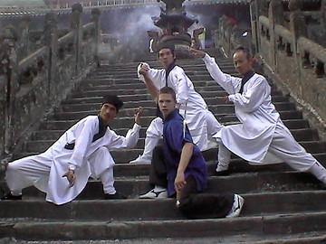 Kung-Fu - Die Kunst hinter der Kampfkunst