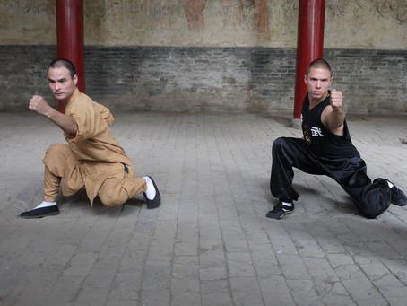 Wesshalb Kung-Fu?