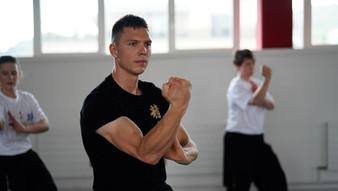 Persönlichen Weiterentwicklung mit Kung-Fu