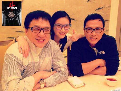 Jackie Chan wird zum Star in Ip Man 4