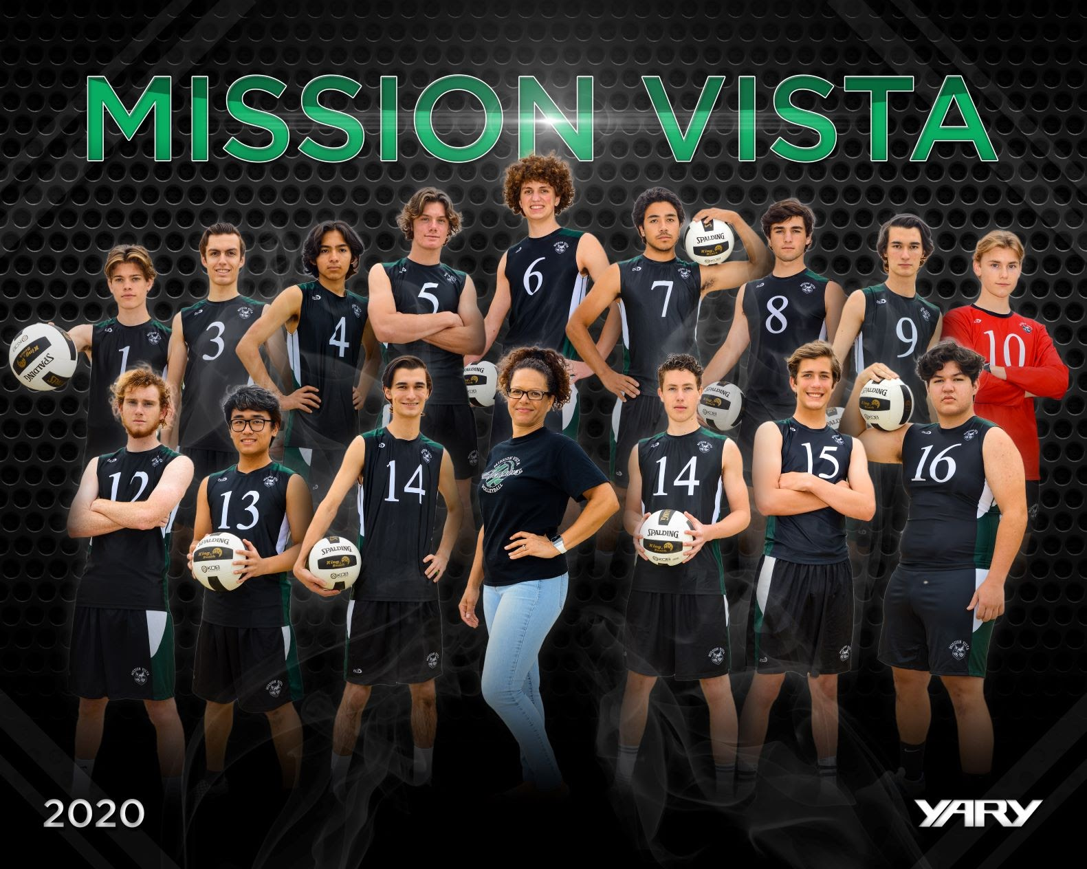 2019-20 Varsity Team