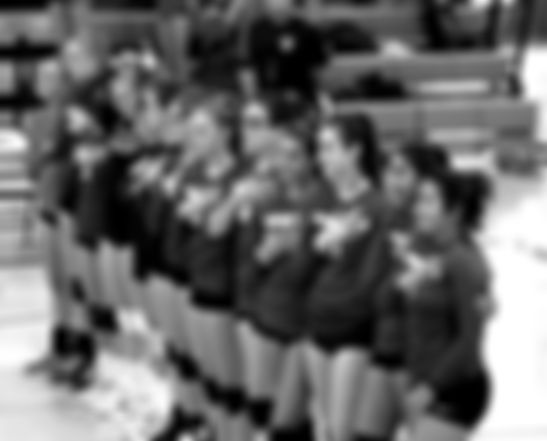 2019 Ladys Volleyball Team