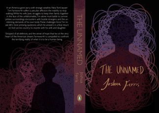 "Cover for ""The Unnamed"""