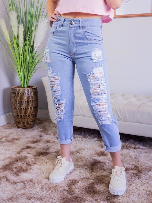 Calça Jeans Astrid