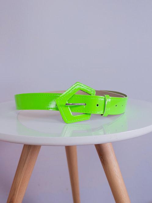 Cinto Pentagonal Verde