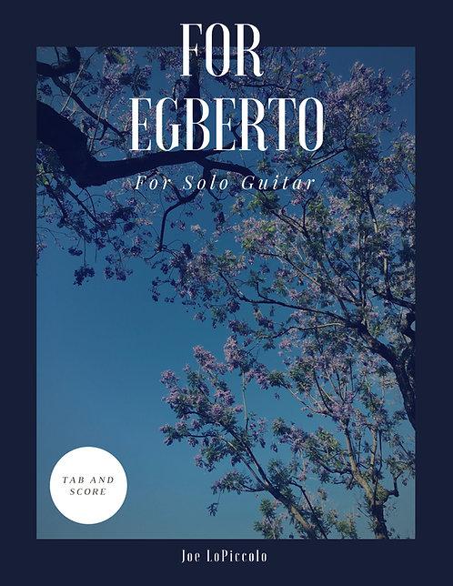 For Egberto