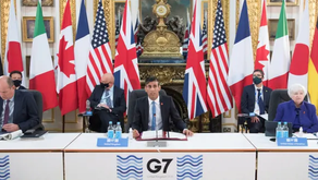 PVM bits / Manchin / CDU relief / TSLA / Tech giants & tax havens targeted by historic G7 deal