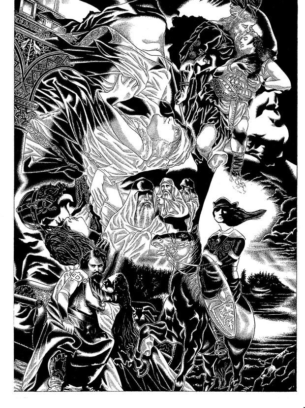 Portraits et opéras de Richard Wagner