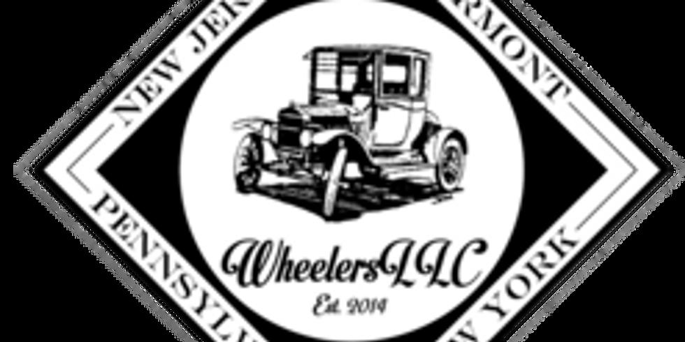 Exhibitors at Wheelers LLC Overland Adventure 2018