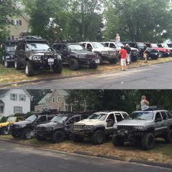 Jeep Run South Shore 2016