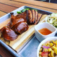 Duck and Brisket Tray Picture
