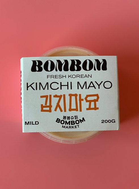 KIMCHI  MAYO DIP 160g