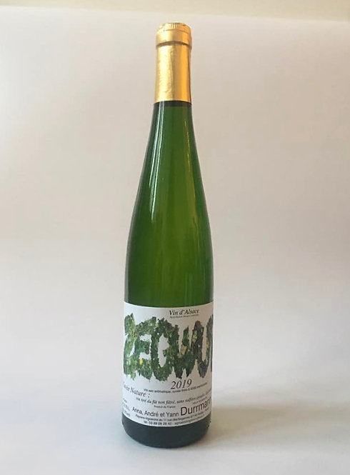 Zegwur 2019,  AOC Alsace,Domaine Durrmann