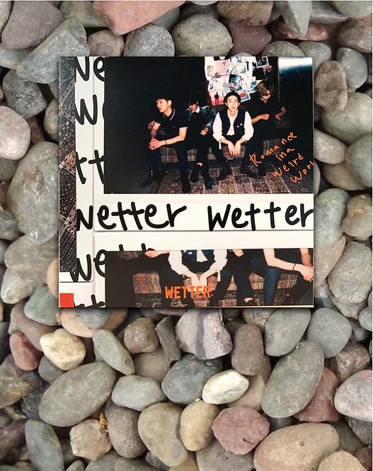 WETTER vinyl