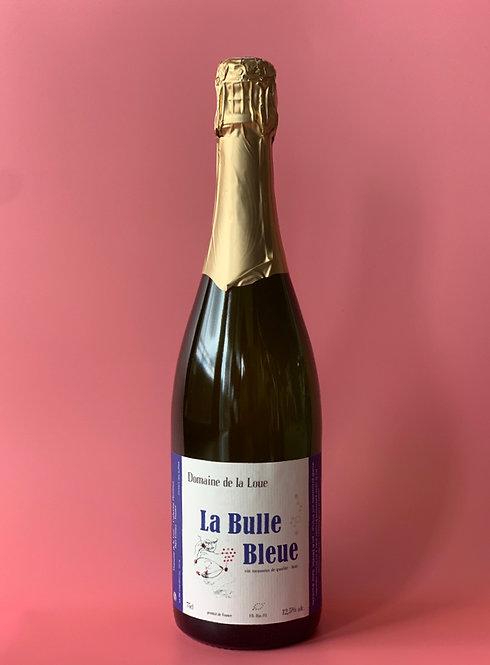 La Bulle Bleue 2016, Domaine de la Loue, Jura wine