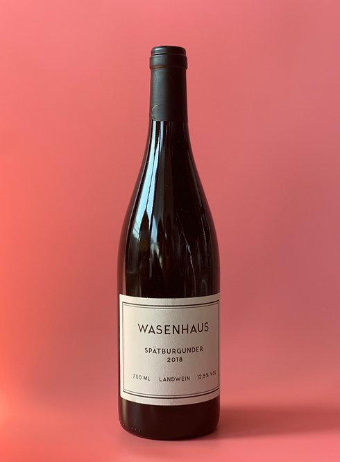 Spatburgunder, 2018 WASENHAUS Pinot Noir