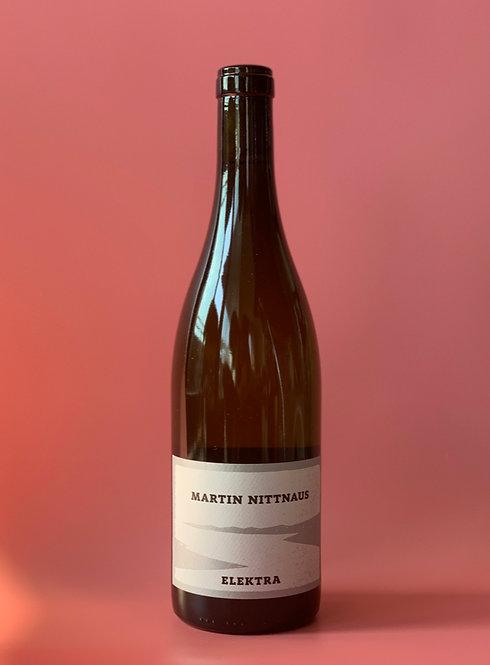 Grüner Veltliner Blend 'Elektra' 2017, by Martin Nittnaus natural wine