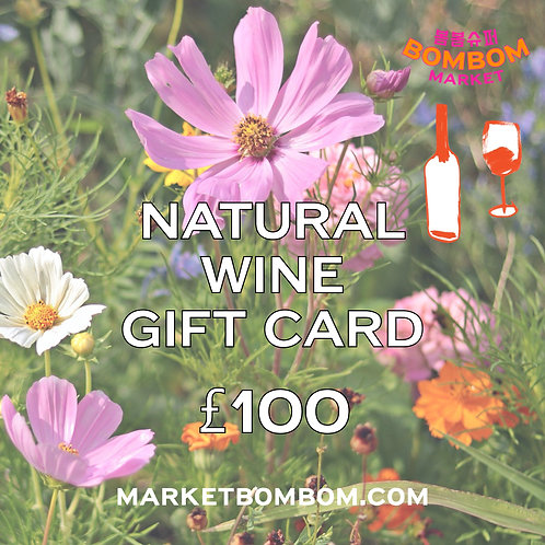 A natural gift for your loved ones/ £100