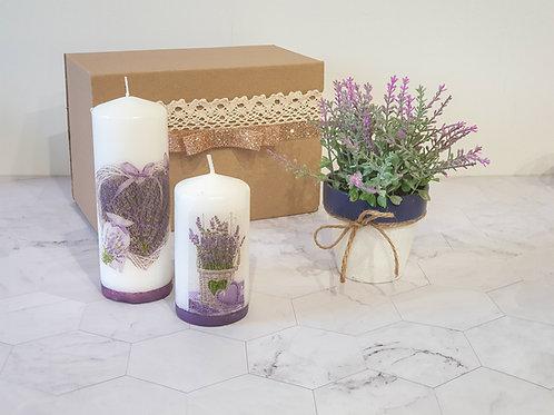 "Подаръчна кутия ""Lavender"""