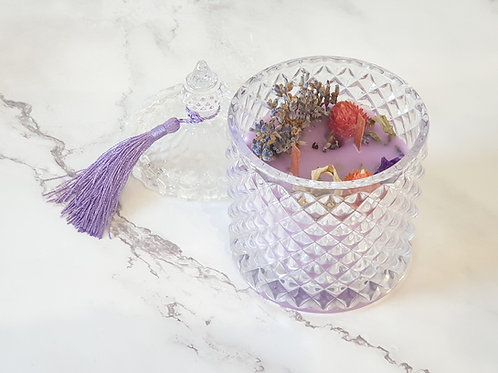 "Ароматна свещ ""Lavender"""