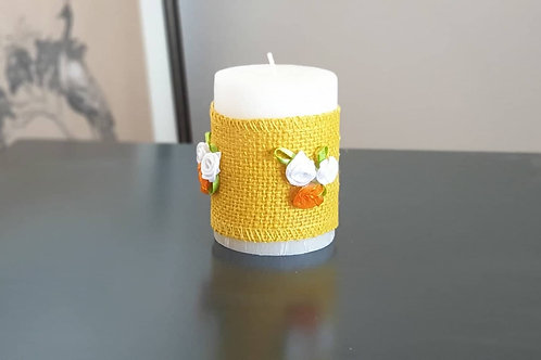 "Ароматна свещ ""Flowers"""