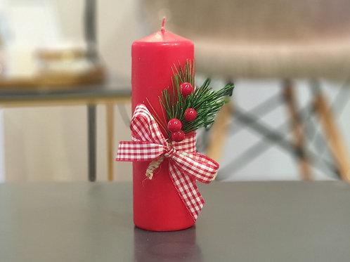 """Коледна свещ """"Grangren"""""""