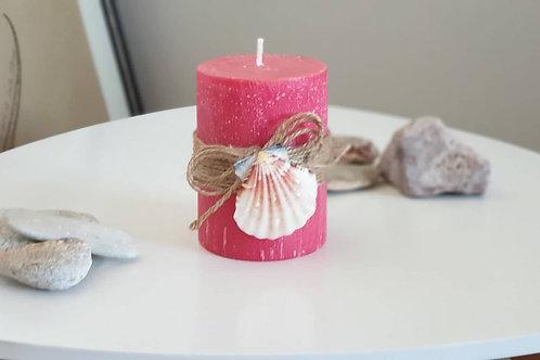 "Ароматна свещ ""Seashell"""