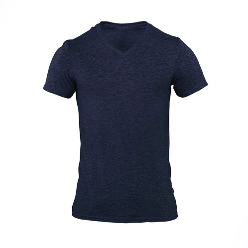 TC Playera T-shirt de Cuello en V cab.