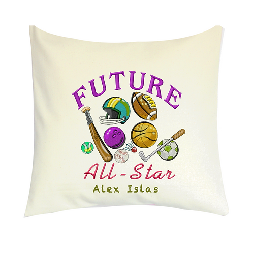 COJINES PERSONALIZADOS Future All-Star