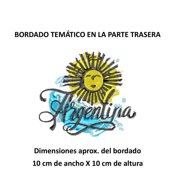 "Diseño: ""Argentina""."