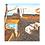 """Thumbnail: TISSUS SACK ARTWORK """"La persistencia de la memoria"""" by Salvador Dalí"""