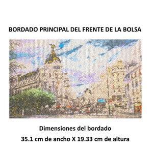 """Diseño: """"La Gran Vía Madrileña""""."""