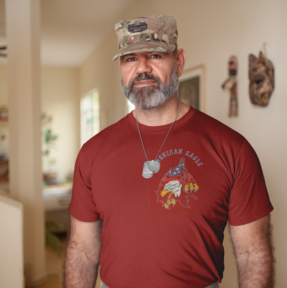 t-shirt-mockup-featuring-an-army-man-in-