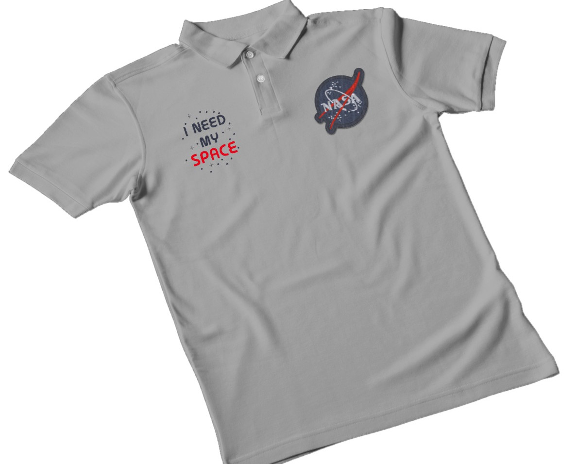 mockup-of-a-polo-shirt-lying-flat-on-a-s