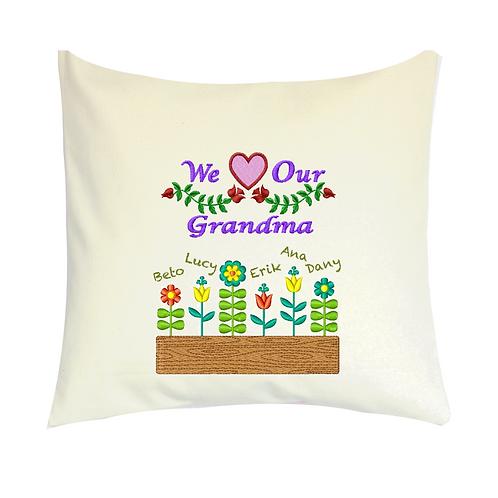 COJINES PERSONALIZADOS Grandma