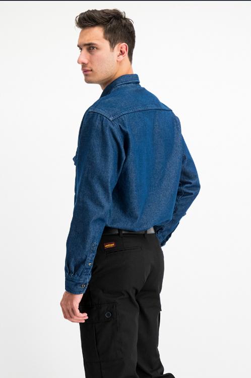 TC Camisa de Mezclilla 12.5 oz.