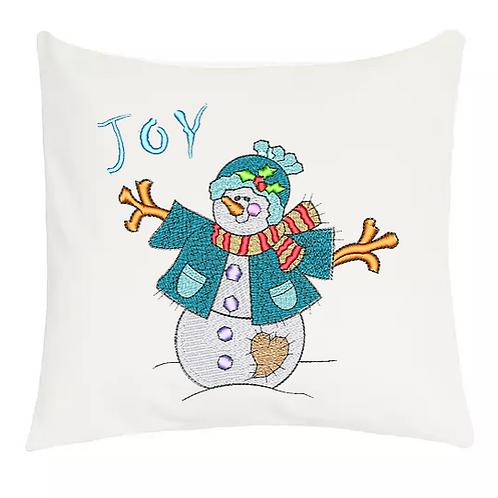 Cojines de Navidad Frosty