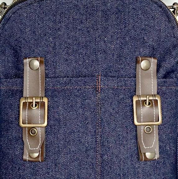 Cinturoncitos que dan seguridad.