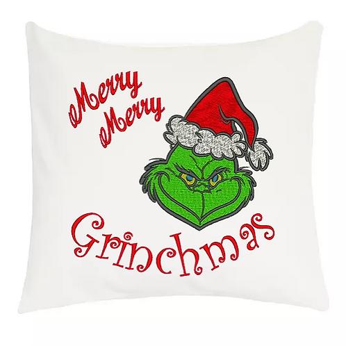 Cojines de Navidad Grinch