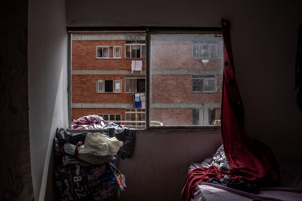 Hoje em dia a família mora em um apartamento de 2 quartos, também no bairro do Brás em São Paulo. Com mais espaço, eles não precisam mais compartilhar o mesmo cômodo e agora possuem uma cozinha separada. A comunidade angolona de São Paulo está quase toda concentrada no centro da capital.