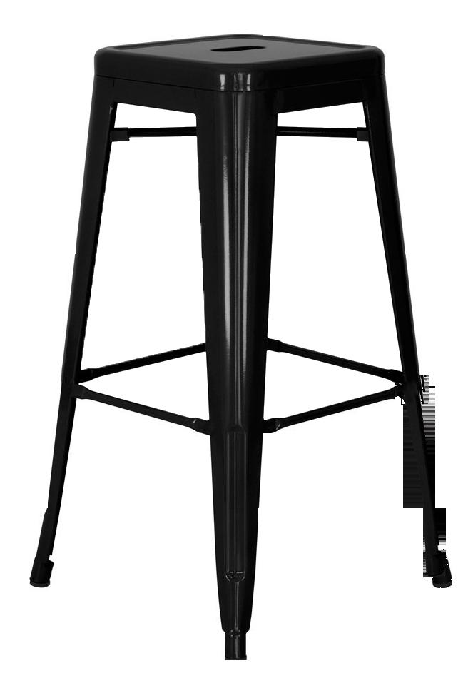 Butaco metalico