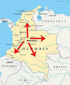 30642159-colombia-mapa-político-con-la-c