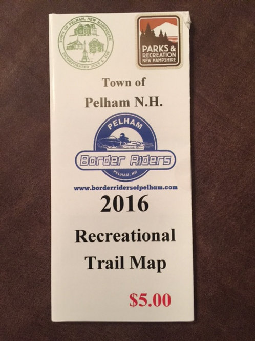 Official Town Trail Map